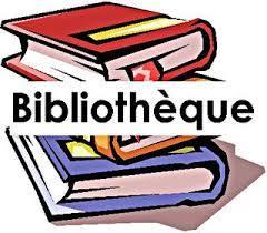 Nouvelles entrées en Bibliothèque